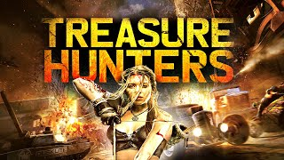 Tressure Hunter New Releases Hollywood Action Movie in Hindi Dubbed