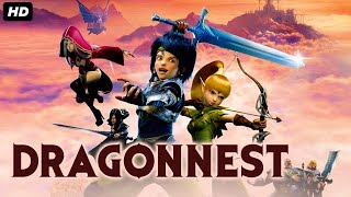 DRAGON NEST Warriors' Dawn New Animated Movie In Hindi dubbed